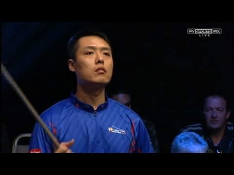 Chang Jung-Lin 張榮麟 vs Mark Gray, World Pool Masters 2017 (L16)