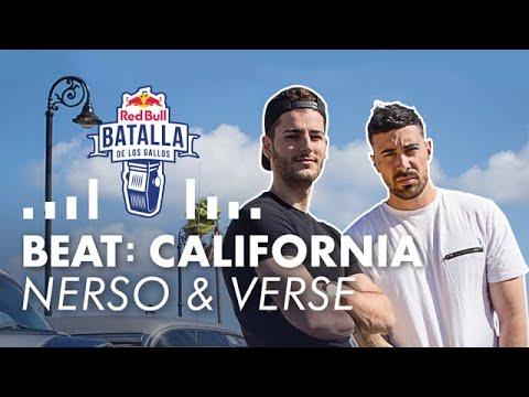 NERSO & DJ VERSE: CALIFORNIA