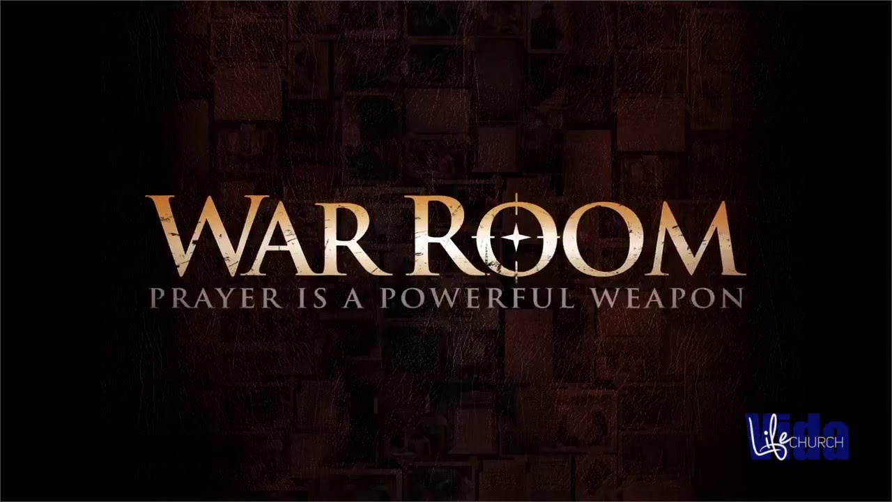 Download War Room Life Church   English