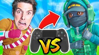 So I versed LazarBeam on controller...