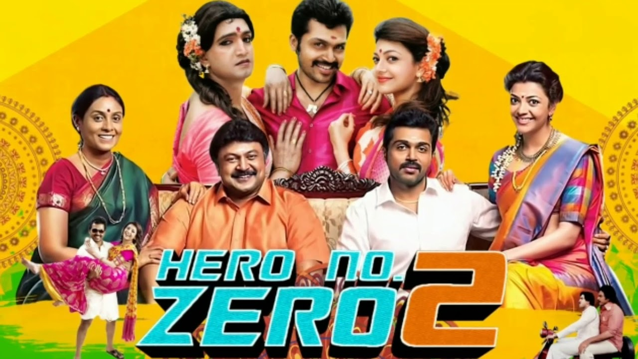 Image result for Hero No Zero 2 (All In All Azhagu Raja 2018) Hindi Dubbed Full Movie Watch Online Free Download