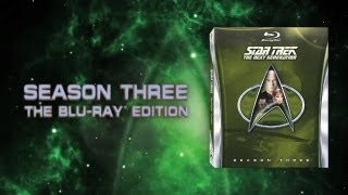 Star Trek TNG Season 3 Blu-ray Trailer