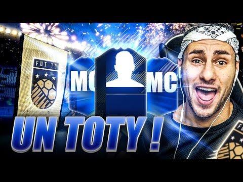 MON PREMIER TOTY ET DE GROS JOUEURS !!!! FIFA 18 PACK OPENING TOTY