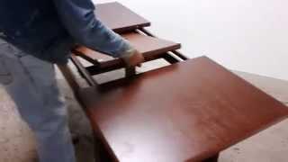 Стол кухонный, раздвижной, обеденный от