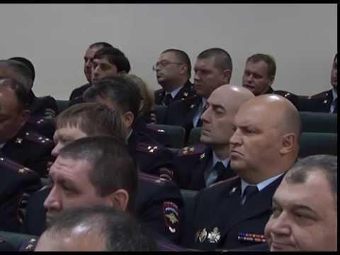 Сюжет Сергей Бачурин - новый руководитель ГУ МВД РФ по СКФО