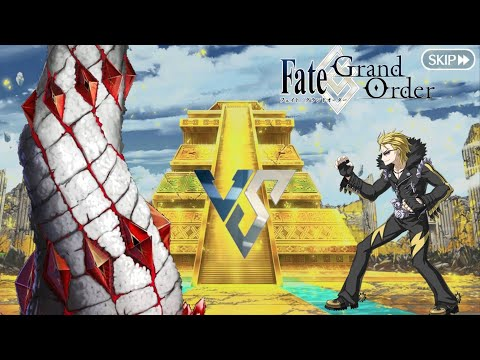 Fate/Grand Order Agartha boss battle: Kintoki (rider) vs Demon God Phenex (caster)