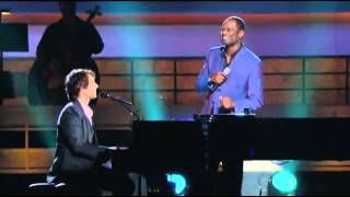 Bridge Over Troubled Water   Josh Groban & Brian McKnight   YouTube