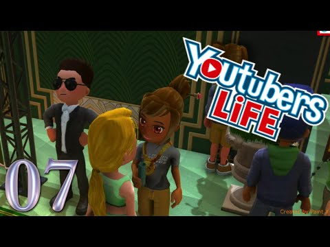 Let's Play: Youtubers Life - 007 - Wir lernen Avery kennen [