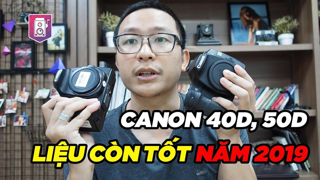 Canon 40d- 50d ✅máy ảnh giá rẻ  hợp cho người mới chơi – Máy ảnh cũ Hà Nội