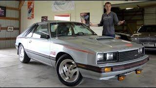 The Mercury Capri RS Turbo is the Weirdest Fox Body Mustang