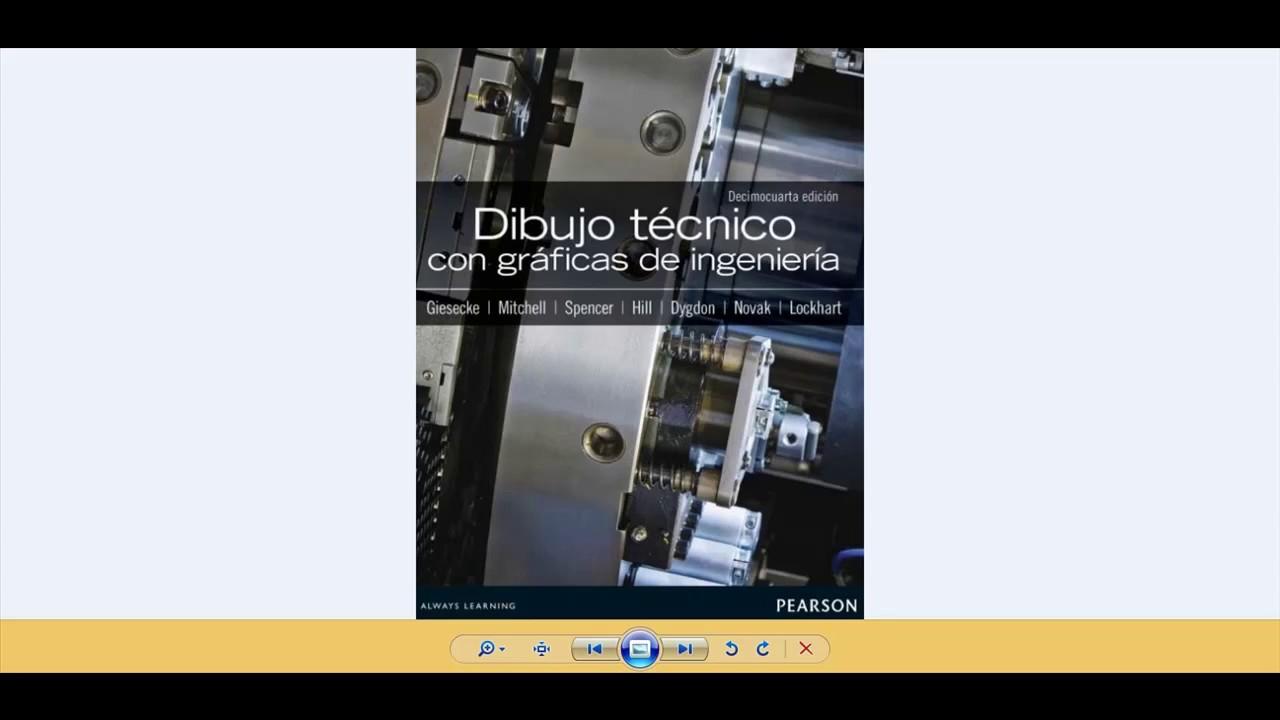 Megalibro Dibujo Tecnico en Ingenieria MANUAL GRATUITO  YouTube