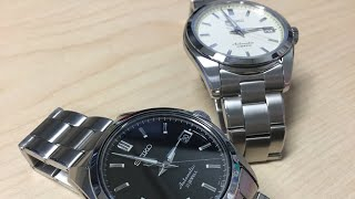 Seiko SARB033 & SARB035: worth it?