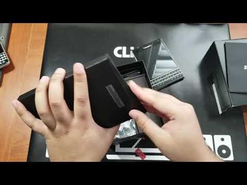 BlackBerry Passport Unboxing in 2018!