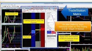 TradeStation Options Trading Tutorial
