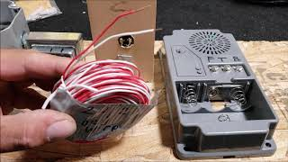how to wire a doorbell DIY live demo and wiring diagram