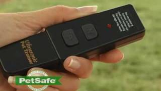 Petsafe Collarless Ultrasonic Remote Trainer Overview - Www.petsafe.net
