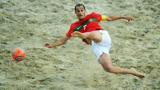 WOW! Magic Madjer's amazing beach combo