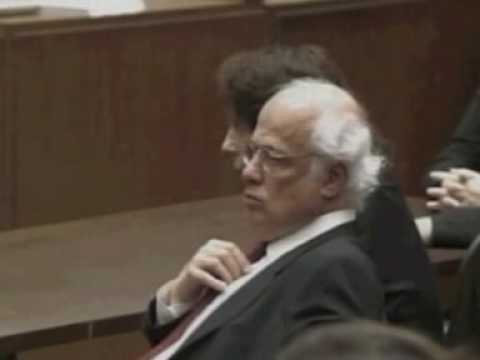 Phil Spector is told he is guilty of second degree murder