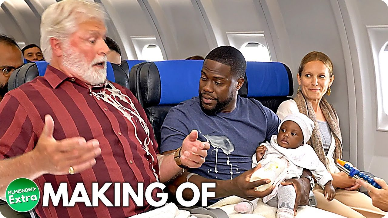 FATHERHOOD (2021)   Behind The Scenes of Kevin Hart comedy Movie