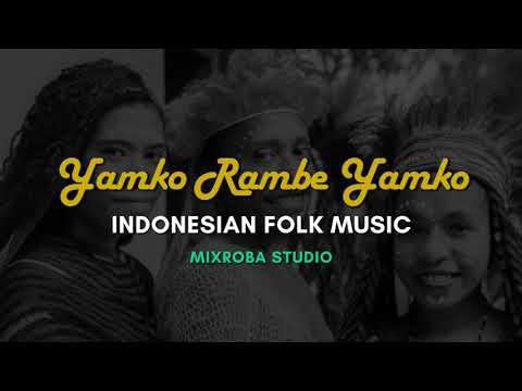 Yamko Rambe Yamko - Indonesian Folk Music Cover