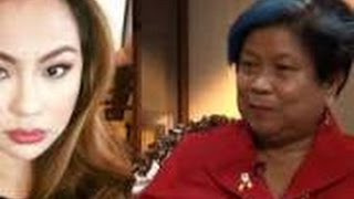 Yolanda survivor to Ex-DSWD Sec. Soliman: Tamad, b0b0, palpak