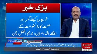 There is no financial scandal yet in the PTI government, Claims Nadeem Afzal Chan
