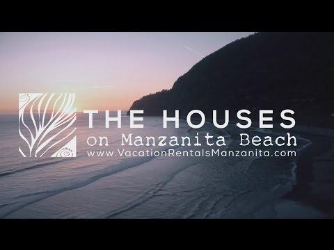 The Houses on Manzanita Beach: Vacation Rental Homes in Manzanita, Oregon