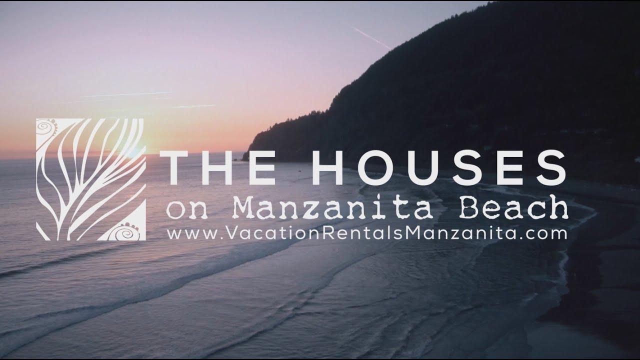The Houses On Manzanita Beach Vacation Al Homes In Oregon