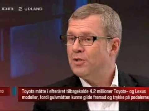 DR2 Udland: Toyota i problemer