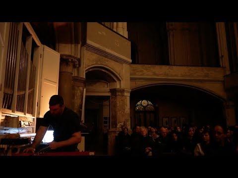 John Kameel Farah: Organ & Synthesizers / Zionskirche, Berlin / 16.09.17