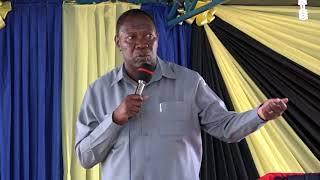 Mkoa Wa Tabora unaongoza kwa Mauji,ndoa za utotoni na Ushirikina Nchini Tanzania-Mh.Aggrey Mwanri