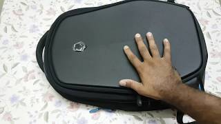 Alienware vindicator backpack v2.0 for Laptops unboxing and complete specs review - WHY ITS BEST ?