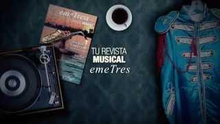 Revista musical emeTres // Número #3 // www.m3mag.pe