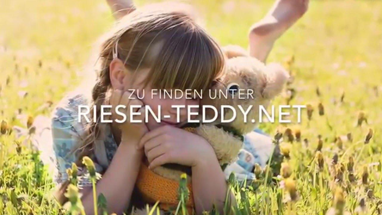 riesen teddy teddyb r test kaufen g nstig youtube. Black Bedroom Furniture Sets. Home Design Ideas
