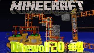 Minecraft Español - Direwolf20 Modpack #4 - De oro a diamantes