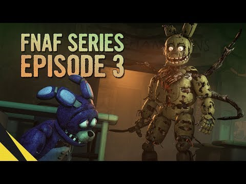 [SFM] Five Nights at Freddy's Series (Episode 3)   FNAF Animation