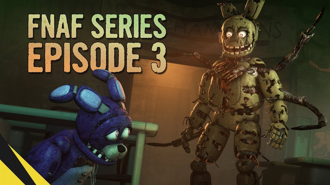 Download FIVE NIGHTS AT FREDDY'S SERIES (Episode 3) | FNAF Animation