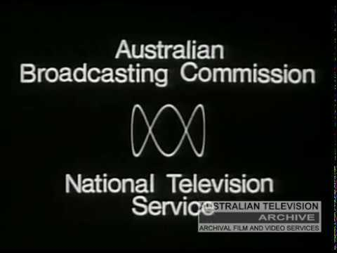 EARLY ABC TV AUSTRALIA IDENTIFICATION