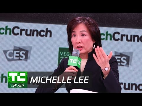 Protecting Your Ideas with US Patent Office's Michelle Lee at CES 2017