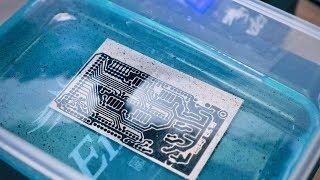 Making PCBs the RepRap way!