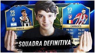 LA MIA SQUADRA DEFINITIVA! [FORTISSIMA] - FIFA 17