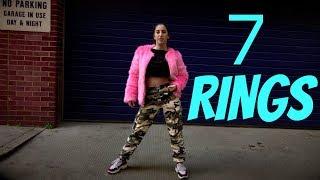 7 RINGS Ariana Grande Dance Choreography!