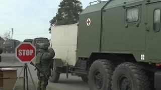 Медицинский спецназ РФ прибыл в Нагорный Карабах