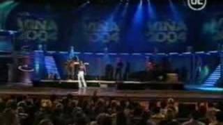 """SORAYA  """"Solo por ti - A Tu Lado"""" (Viña del Mar 2004)"""