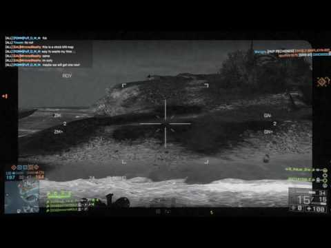 Battlefield 4 ~ World class Fast Attack Craft action! Action packed clip!