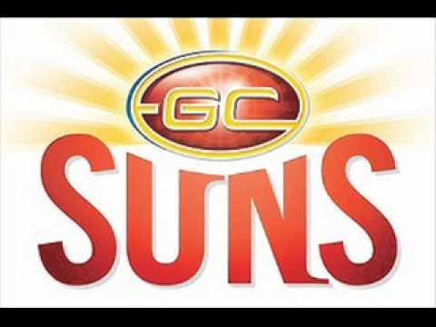 Gold Coast Suns Club Song
