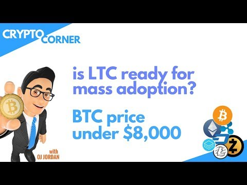 Is Litecoin ready for dominance? CRYPTO CORNER 2018 wk6
