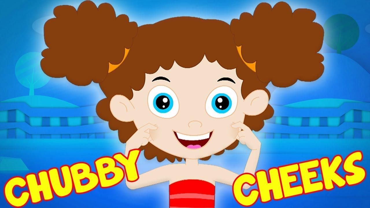 ぽっちゃり頬ディンプルあご | 童謡 |キッズソング | 中国の韻 | 子供たちの詩 | Chubby Cheeks Dimple Chin | 子供たち テレビ | Kids TV Japanese
