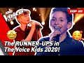 Amazingly talented RUNNER-UPS in The Voice Kids 2020! 😍 | Top 10