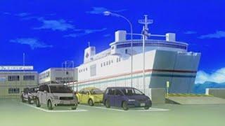 """【聖地巡礼】涼宮ハルヒの憂鬱 徳島港・南海フェリー (""""Melancholy of Haruhi Suzumiya"""" real life locations)"""